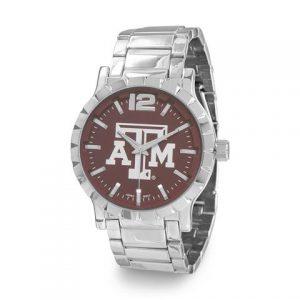 Collegiate Licensed Texas A&M Men's Fashion Watch