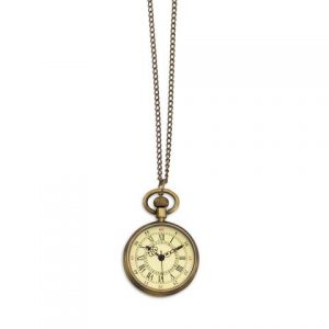 """30"""" Antique Style Fashion Necklace Watch"""