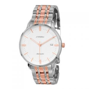Two Tone Men's Automatic Stainless Steel Watch