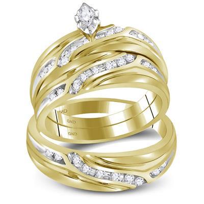 10k-yellow-gold-marquise-diamond-wedding-ring
